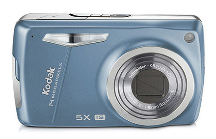 Kodak EasyShare M575 modrý