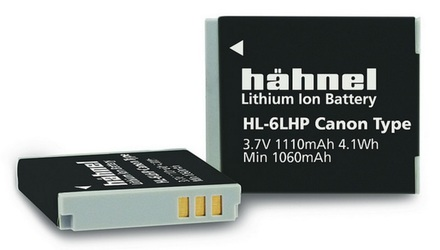 Hähnel akumulátor HL-LHP pro Canon (NB-6LH)