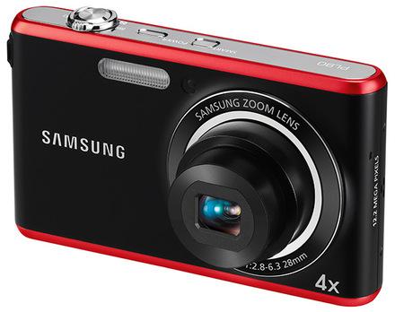 Samsung PL90 červený