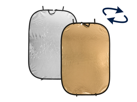 Lastolite Panelite odrazná deska 180x125cm stříbrná/zlatá