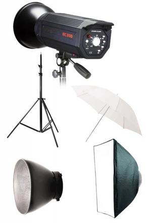 Photon Europe set Millennia New EC 300 + Softbox 60x60
