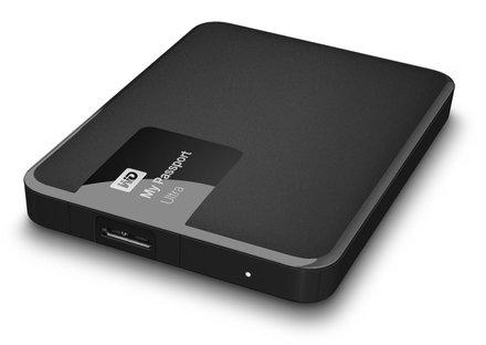 "Western Digital My Passport Ultra 1.5TB, 2.5"" USB 3.0, černý"