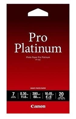 Canon fotopapír PT-101 (10x15)