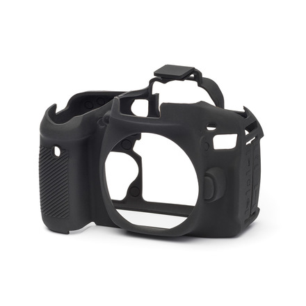 EasyCover silikonové pouzdro pro Canon EOS 80D černé