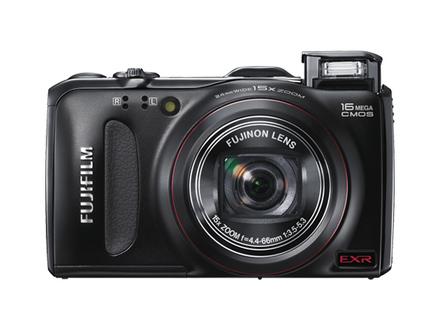 Fuji FinePix F550EXR