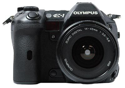 Olympus E-system E-1 SE Kit + grip PS-HLD2