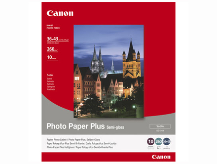 Canon fotopapír SG-201 (36x43)