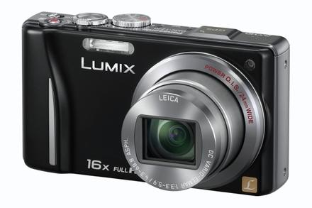 Panasonic Lumix DMC-TZ20 černý