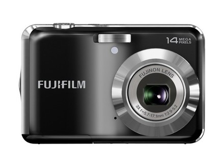 Fuji FinePix AV200 černý
