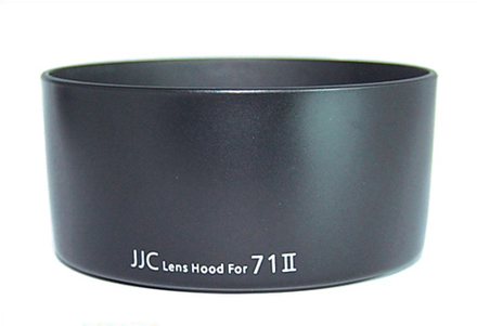 JJC sluneční clona ES-71 II (LH-71 II)