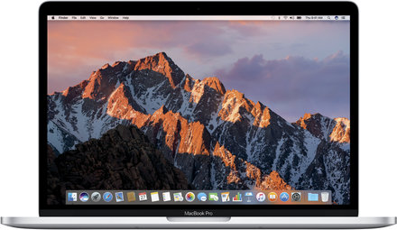 "Apple MacBook Pro 13"" 512GB (2016) s Touch Barem MNQF2CZ/A šedý"