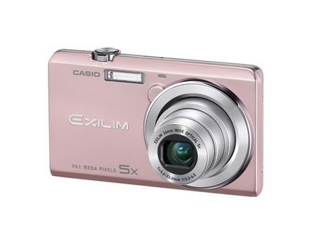 Casio EXILIM ZS10 růžový