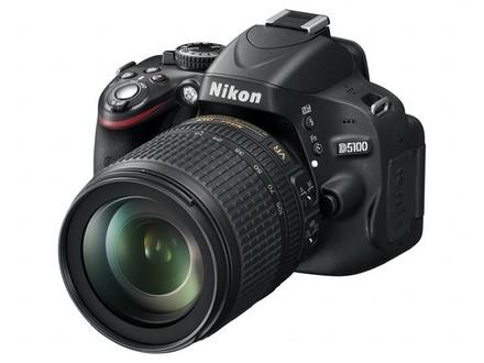 Nikon D5100 + 18-105 mm VR + 8GB karta + brašna Nikon + ochranný filtr 67mm!