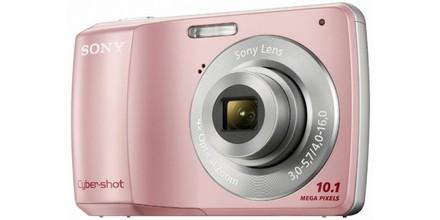 Sony CyberShot DSC-S3000 růžový