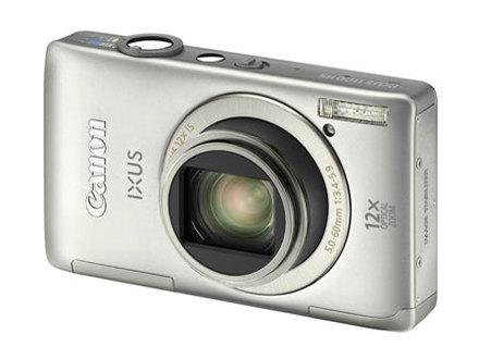 Canon IXUS 1100 HS stříbrný