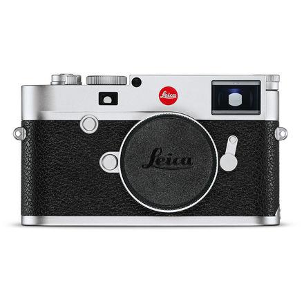 Leica M10 tělo stříbrné