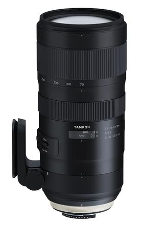 Tamron SP 70-200mm F/2.8 Di VC USD G2 pro Nikon