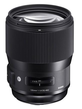 Sigma 135mm F1.8 DG HSM Art pro Sigma
