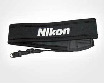 Nikon neoprenový popruh pro D4