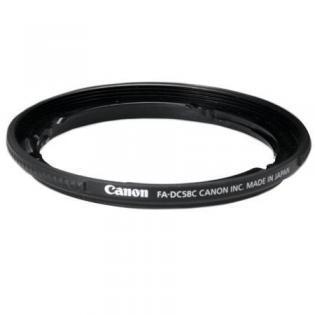 Canon adaptér na filtr FA-DC58C