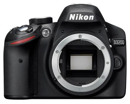 Nikon D3200 tělo