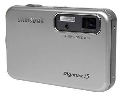 Samsung SG-i5 stříbrný
