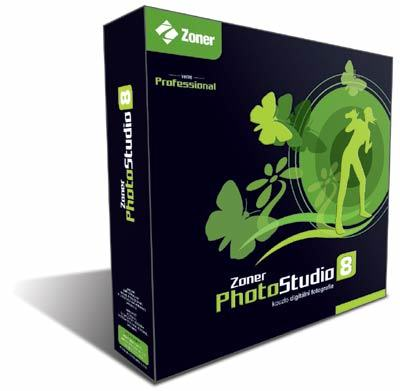 Zoner Photo Studio 8 Professional