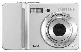 Samsung L73 stříbrný