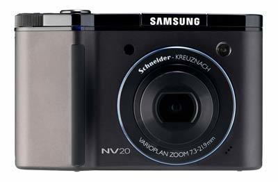 Samsung NV20 černý