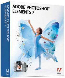 Adobe Photoshop Elements 7 CZ
