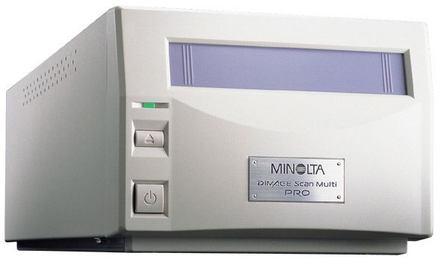 Konica Minolta DiMAGE Scan Multi Pro