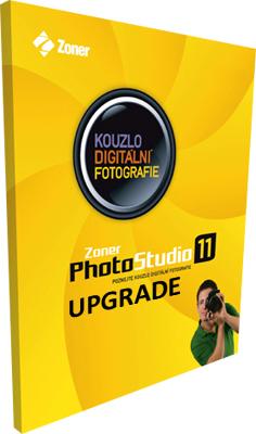 Zoner Photo Studio 11 Home Upgrade