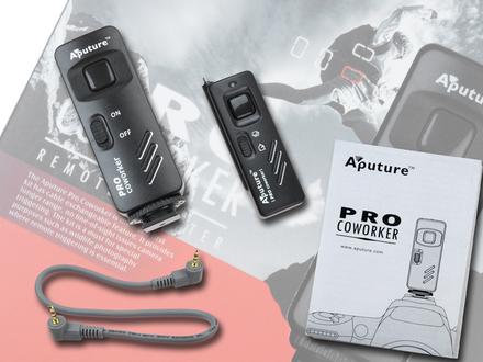 Aputure Pro Coworker 3C - dálkové ovládání (Canon)