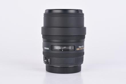 Sigma 10mm f/2,8 EX DC Fisheye HSM pro Canon bazar