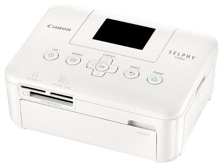 Canon SELPHY CP800 bílá