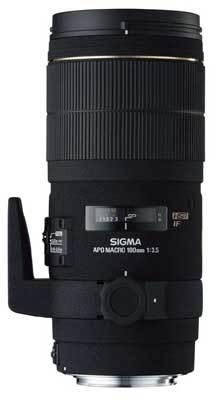 Sigma 180 mm F 3,5 APO MACRO DG EX IF HSM pro Nikon + utěrka Sigma zdarma!