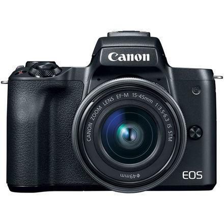 Canon EOS M50 + 15-45 mm