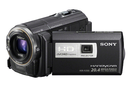 Sony HDR-PJ580
