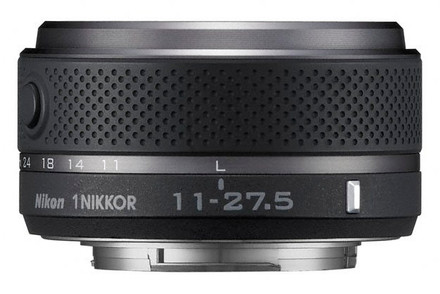 Nikon 1 11-27,5mm f/3,5-5,6 černý