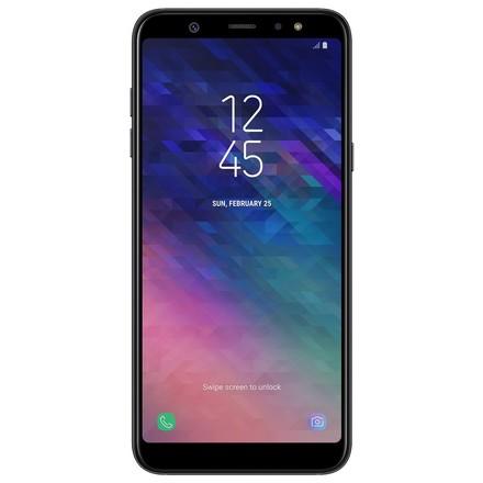 Samsung Galaxy A6+ černý - Zánovní!
