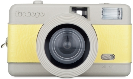 Lomography Fisheye One - Beige Yellow