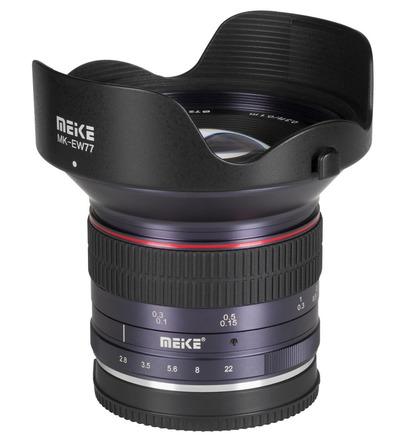 Meike MK 12 mm f/2,8 pro Fujifilm X