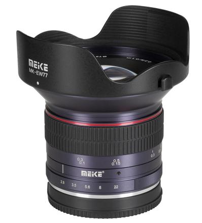 Meike MK 12mm f/2,8 pro Sony E