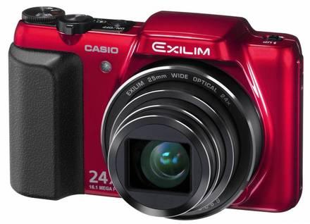 Casio EXILIM EX-H50 červený