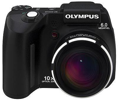 Olympus SP-500 Ultra Zoom