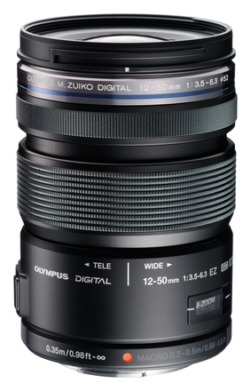 Olympus M.ZUIKO ED 12-50mm f/3,5-6,3 EZ-M1250-EZ