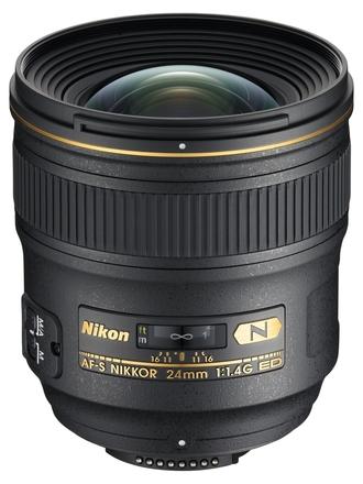 Nikon 24mm f/1,4 AF-S G ED