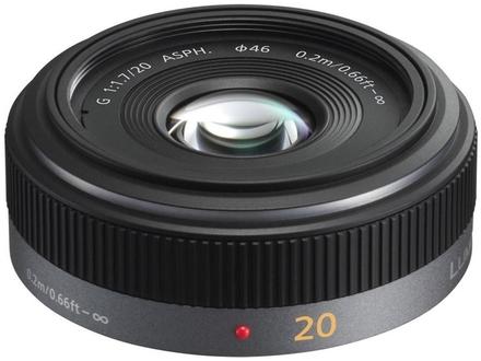 Panasonic Lumix G 20mm f/1,7 ASPH