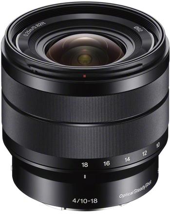 Sony 10-18 mm f/4,0 OSS SEL