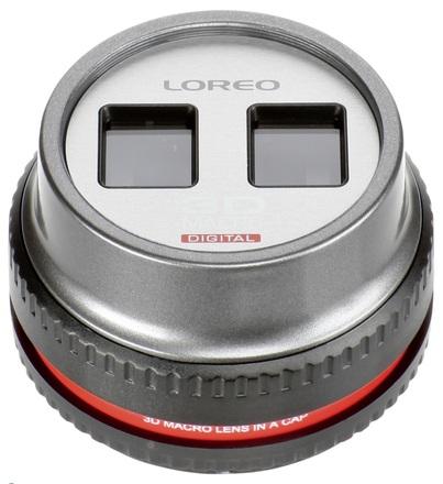 Loreo Lens in a Cap 3D Macro Canon EOS